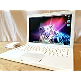 Apple MacBook 13.3-Inch Laptop MB403LL/A, 2.4 GHz Intel Core 2 Duo Processor, White