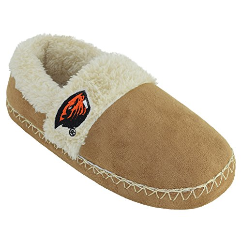 College Edition NCAA Oregon State Beavers Women's Alinea Line Shoes, Chestnut, Large