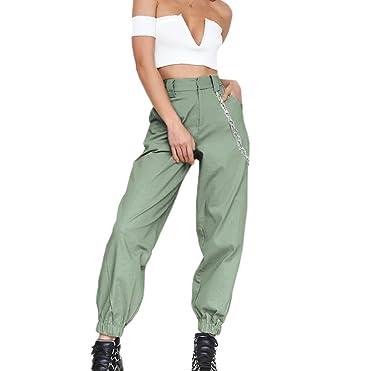 300fd822cb3 huateng New Women s Fashion Trousers