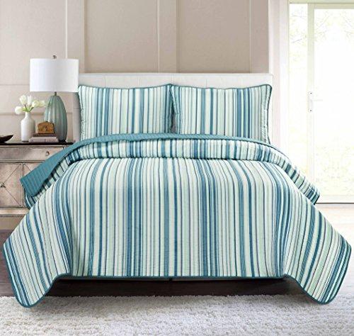stripe quilt full - 6