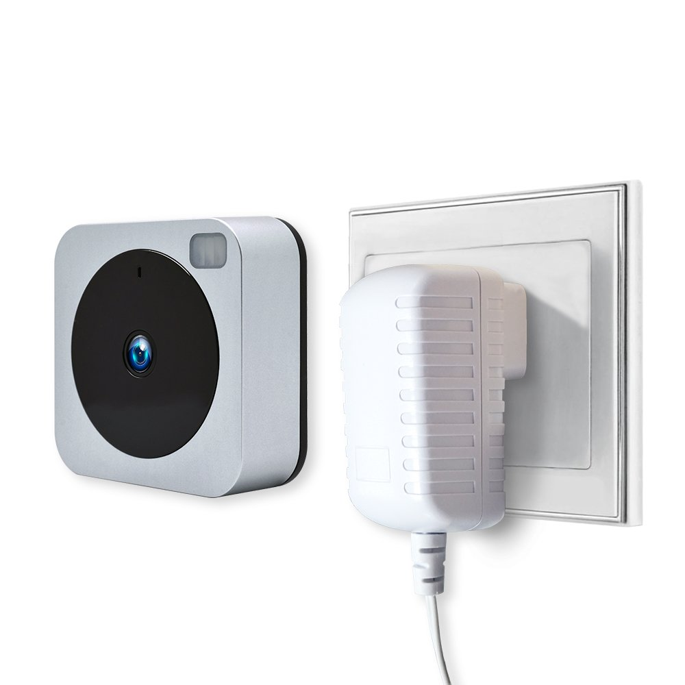VueBell 12V 1A Doorbell Transformer/ Adapter for wifi video doorbell camera (Adapter)