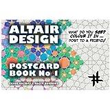 Altair Design Pattern Postcard: Bk. 1