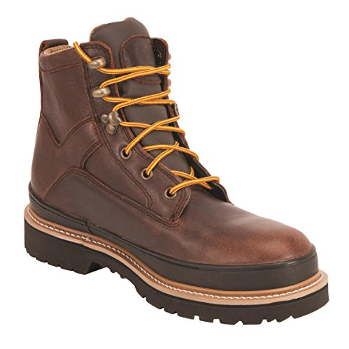 6 Inch Welted (King's by Honeywell KGEO02 Steel Toe Goodyear Welted Leather Work Boot, 6