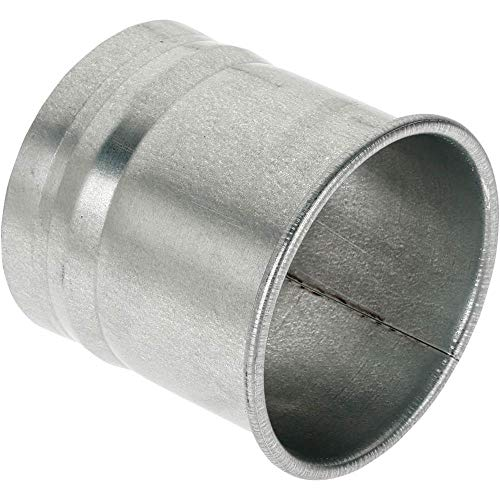 - Grizzly 3282-04 Industrial Dust Collection Hose Adapter, 4-Inch