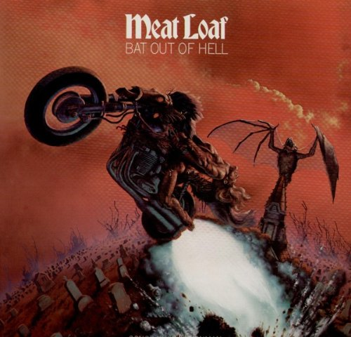 meat loaf bat out of hell 3 - 3