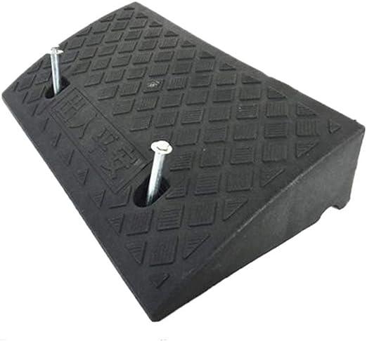 C-J-Xin 11 cm de plástico Escalera Mat, Caravana de Camiones de Carga Seguridad rampas for sillas de Ruedas for minusválidos Hospital de Paso de Rampas en la Calle Soluciones Resistente al Desgaste: