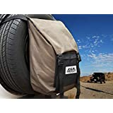 Spare Tire Trash and Gear Bag w/Seat Organizer - for Jeep/SUV/RV