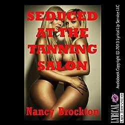 Seduced at the Tanning Salon