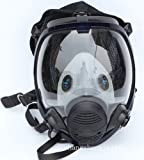 For 3M 6800 Gas Mask Full Face Facepiece Respirator Painting Spraying Similar