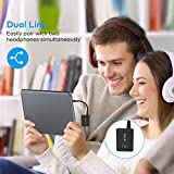 TROND Bluetooth V5.0 Transmitter Receiver for TV PC