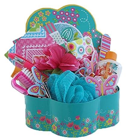 Tween las niñas Mariposas, Sparkles y Spa Set de regalo ...