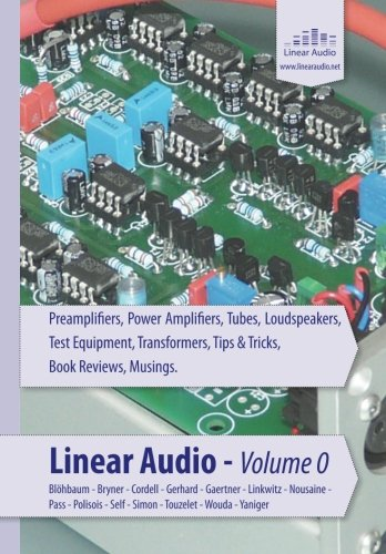 Linear Audio Volume 0 by Linear Audio