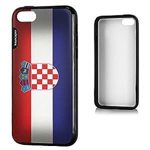 iphone 6 4.7 Bumper Case Croatia National Flag