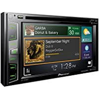 Pioneer AVH-X391BHS DVD Receiver with 6.2 Clear Type Resistive Display and Dual Backup Camera Ready AVHX391BHS