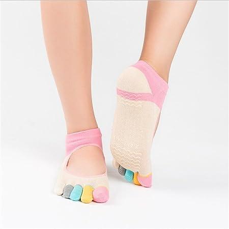 Calcetines de Deporte Calcetines de Yoga Calcetines de Dedo ...