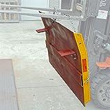 "Discount Ramps Diamond Plate Loading Dock Board 60"" x"