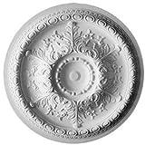 Oslo 38.38'' H x 38 3/8'' W x 2.88'' D Ceiling Medallion