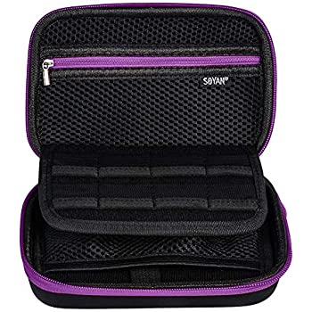 Amazon.com: TAKECASE New 3DS XL and 2DS XL Carrying Case ...