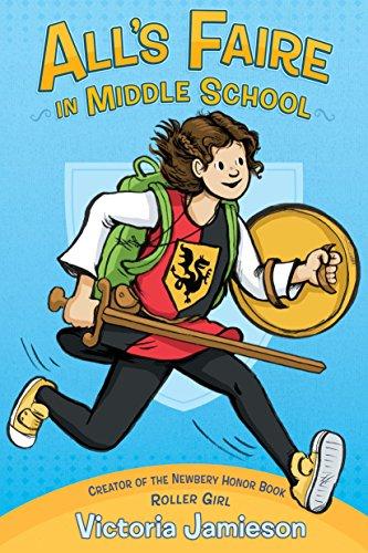 School Graphic (All's Faire in Middle School)