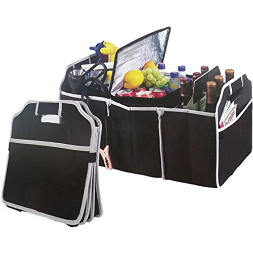 MAIDIEN Fit Car Trunk Organizer Foldable