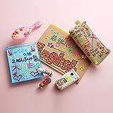 6 color set B lame input 146 116 Sakura Color es Pied decoration pen in character (japan import)