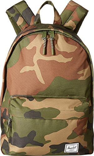 (Herschel Classic Backpack, Woodland Camo, One Size)