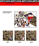 NCT 127 KPOP LIMITLESS [C Version] 2nd Mini Album CD + 2 Posters + Photos + Photos + Stickers + Postcard