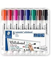 Staedtler Lumocolor 351 WP8 Markery Do Tablic Suchościeralnych