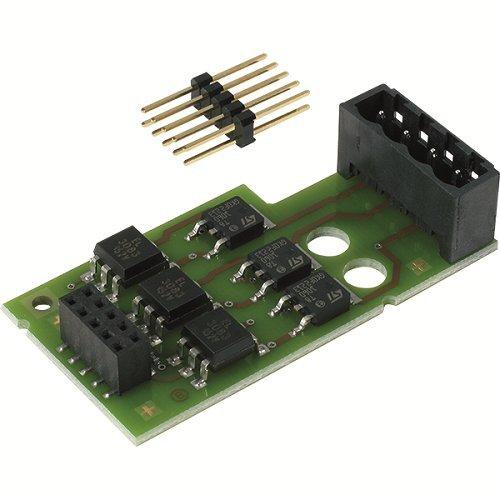 Honeywell evohome Erweiterungsmodul von 5 auf 8 Zonen fü r Fuß bodenregler HCC80, HCS80