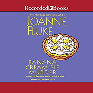 Banana Cream Pie Murder Hörbuch