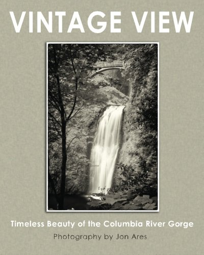 Vintage View: Timeless Beauty of the Columbia River Gorge