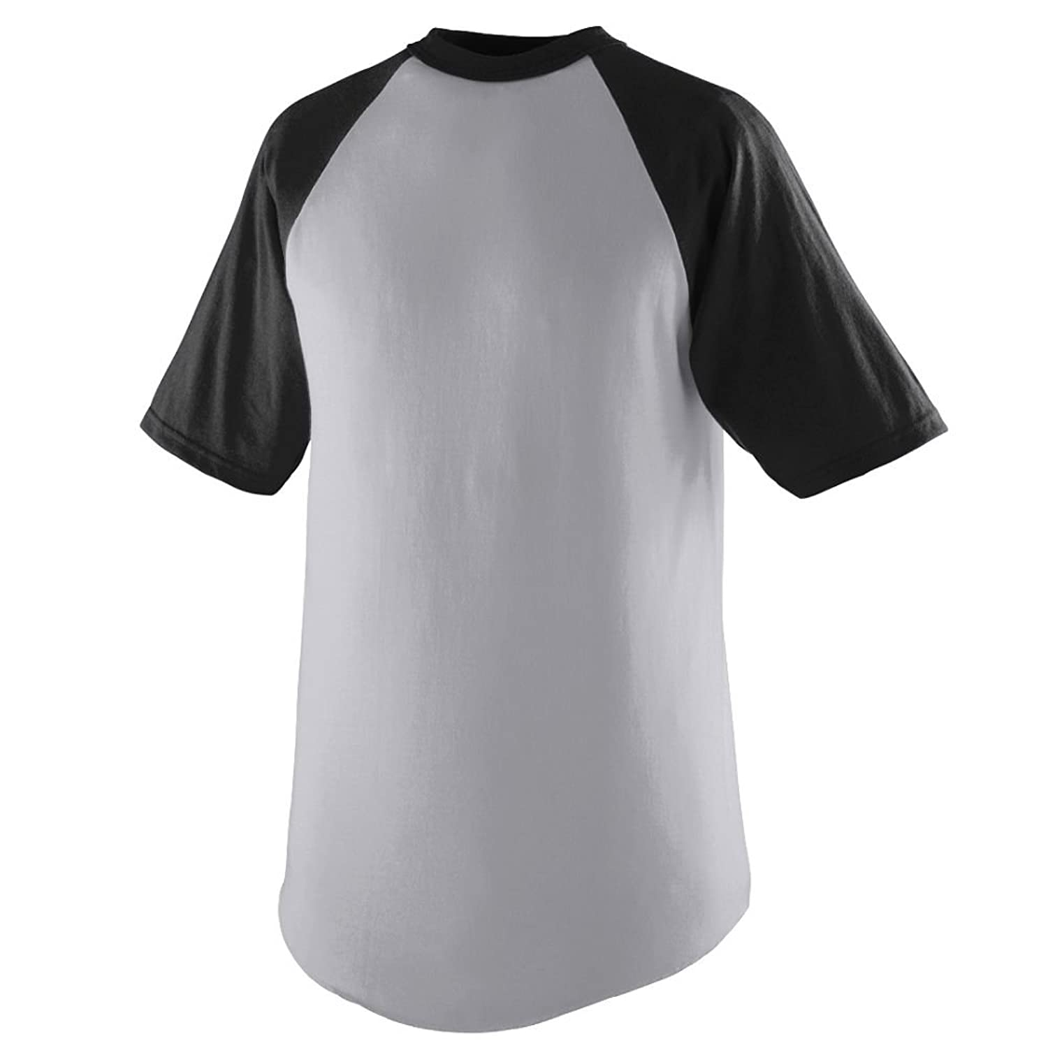 Amazon.Com: Augusta Sportswear Men'S Short Sleeve Baseball Jersey