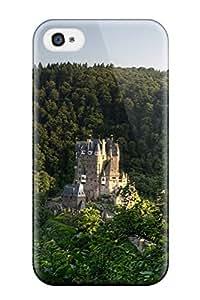 High Grade MirabelShaftesbury Flexible Tpu Case For Iphone 4/4s - Eltz Castle