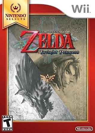 Nintendo The Legend Of Zelda Twilight Princess Nintendo Wii Video