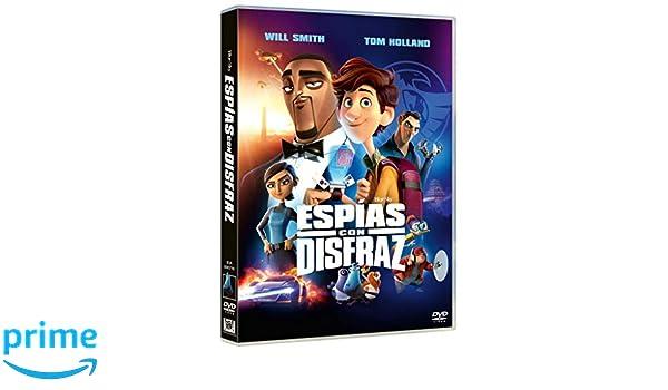 Espías con disfraz (DVD): Amazon.es: Will Smith, Tom Holland, Troy ...
