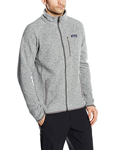 Patagonia Better Sweater Fleece Jacket - Men's Stonewash Small - Alpine Fleece Jacket