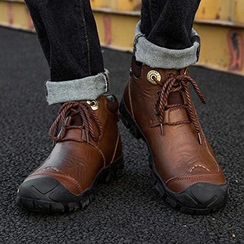 歩きやすい マーティンブーツ デザートブーツ メンズ 裏起毛 秋冬 耐磨耗 ワークブーツ ハンサム イングランド風 冬靴 通勤ショートブーツ カジュアル 安定感 ハイキング キャンプ レインブーツ