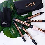 L'Ange Hair Le Cinq 5 in 1 Curling Wand Set