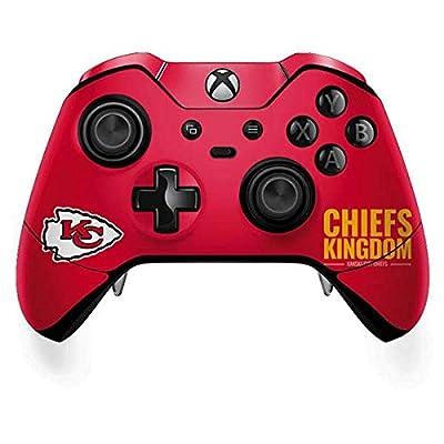 Kansas City Chiefs Xbox One Elite Controller Skin - Kansas City Chiefs Team Motto   NFL X Skinit Skin