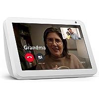 "Echo Show 8 – HD 8"" smart display with Alexa – Sandstone"
