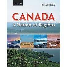 Canada: A Nation of Regions ,by McGillivray, Brett ( 2009 ) Paperback
