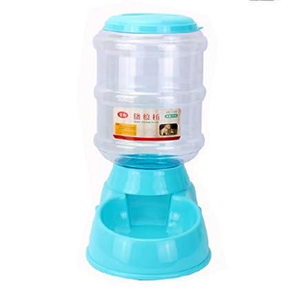 Love pets Alimentador automático del dispensador del Agua de la Comida del Conejo del Gato del