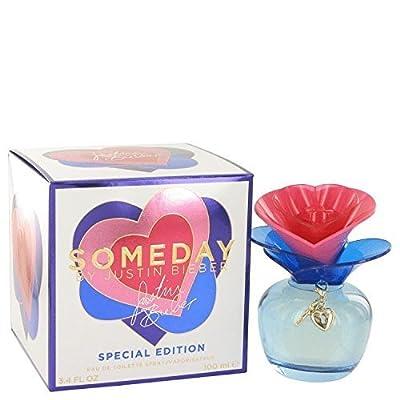 Someday by Justin Bieber Eau De Toilette Spray 3.4 oz for Women - 100% Authentic
