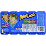 Dunkaroos | Imported From Canada|130 Gram,5 Separate Detachable Packets | Pack of 2 (Vanilla Frosting & Rainbow Sprinkles)