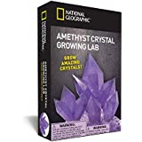 Amethyst Crystal Growing Kit - Grow Purple Crystals with NATIONAL GEOGRAPHIC