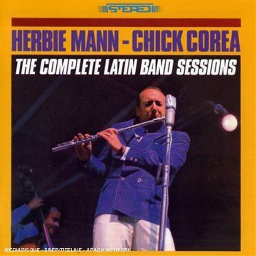 (Complete Latin Band Sessions)