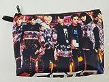 GOT7 GOT SEVEN - Hey Yah KPOP Korean Boy Band BIG Zip Pen Pencil / Cosmetic Makeup Case Bag Pouch Stationery GOT-038
