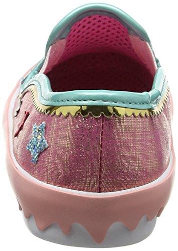 Escarpins Castle Femme C Pink Metallic Misty fermé Bout Rose Choice Irregular EqnBYgw4tw