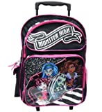 Monster High Rolling Backpack, Bags Central