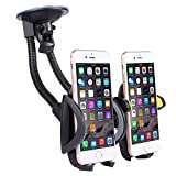 Best GENERIC Cup Holder For Cars - Suction Cup Couple Car Mount Holder Stand Suction Review